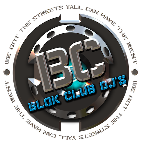 BLOK CLUB DJS INC LOGO 500