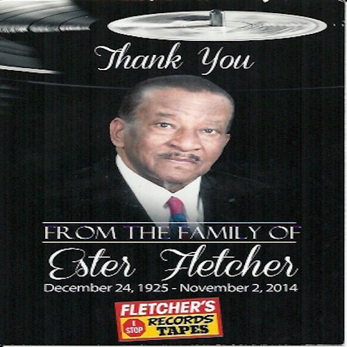 Mr Fletcher
