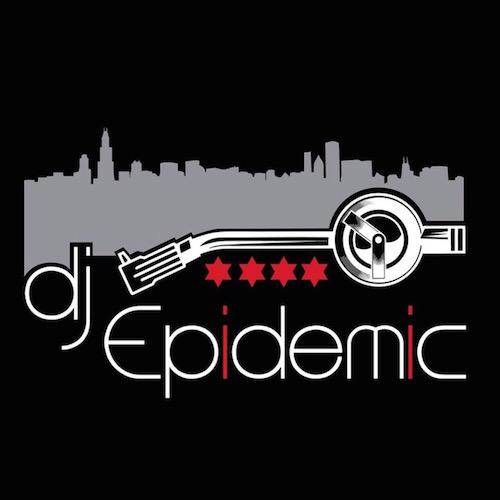 DJ Epedemic Logo 500