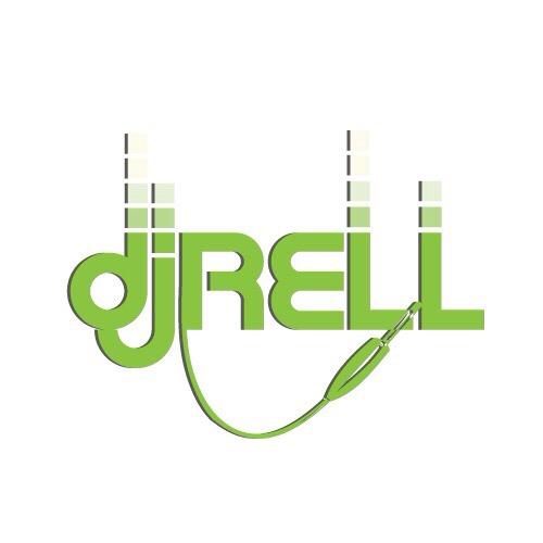 DJ RELL LOGO 500