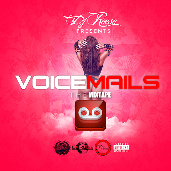 voicemails Front Cover