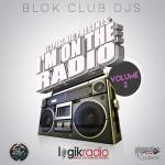 I'm On The Radio Vol 2 Mixtape Cover 600