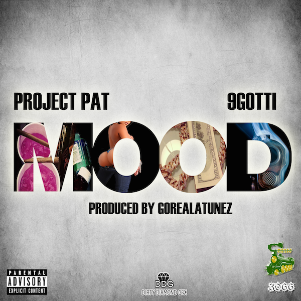 Project Patx9Gotti-Mood-Prod. By GoReaLaTuneZ-Cover-1
