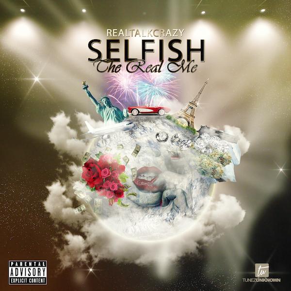 Selfish - Cover 600
